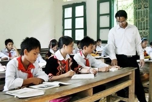 Nâng cao chất lượng giáo dục dân tộc bằng cách giao lưu tiếng việt