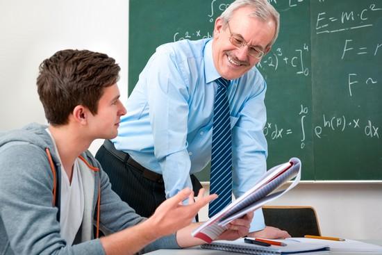Lựa chọn thầy cô dậy thêm phù hợp để có kết quả ôn thi cao
