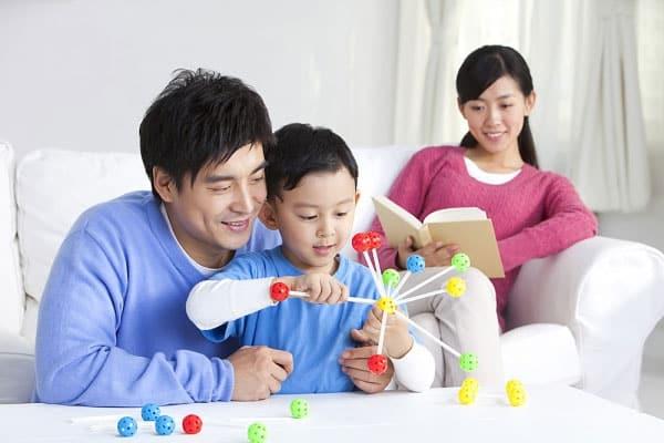 bói đường con cái qua tuổi vợ chồng