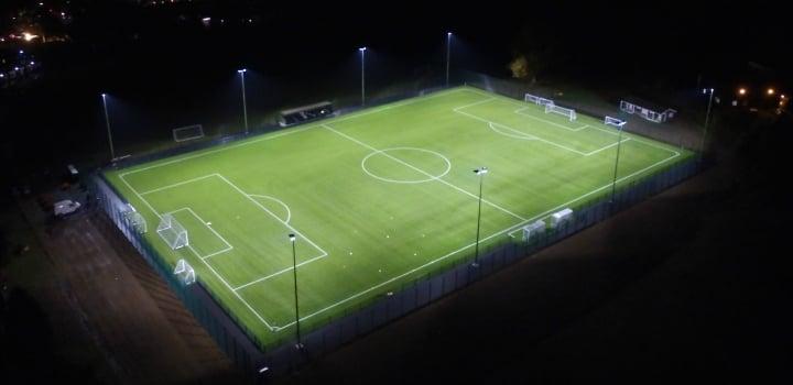 Football pitch là gì? Một số thông tin về Football pitch