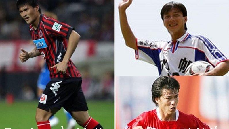 Top những cầu thủ việt nam ra nước ngoài thi đấu